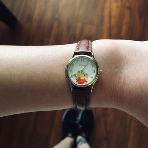 Collectible Disney Winnie the Pooh watch